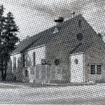 July 23, 1941 – Beautiful New Village Hall Nearly Completed at Sister Bay