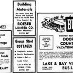 Sister Bay, Progressive Town – June 21, 1941 Green Bay Press-Gazette
